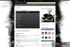 Сайт музыкального проекта